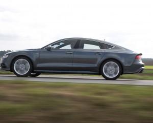 Test Drive Audi S7 Sedan 2016