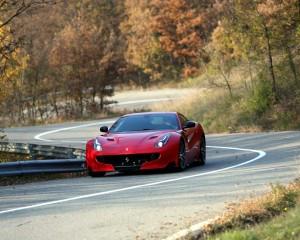 Test Drive Ferrari F12tdf 2016