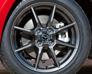 Wheel Trim 2016 Mazda MX-5 Miata