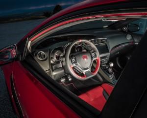 2015 Honda Civic Type R Interior Cockpit