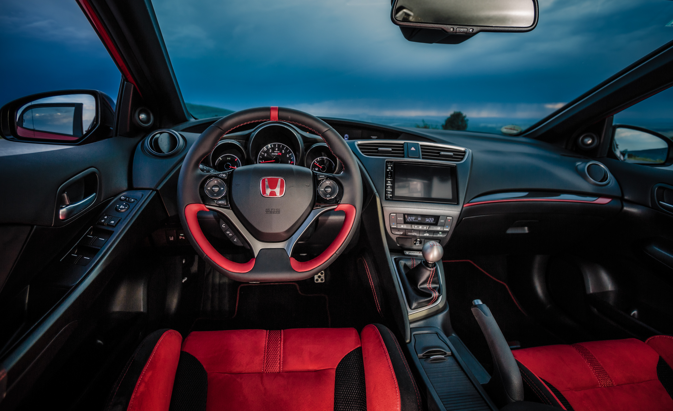 2015 honda civic type r overview 9196 cars performance. Black Bedroom Furniture Sets. Home Design Ideas