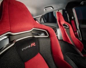 2015 Honda Civic Type R Interior Seats