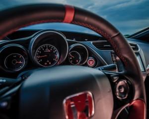 2015 Honda Civic Type R Interior Speedometer