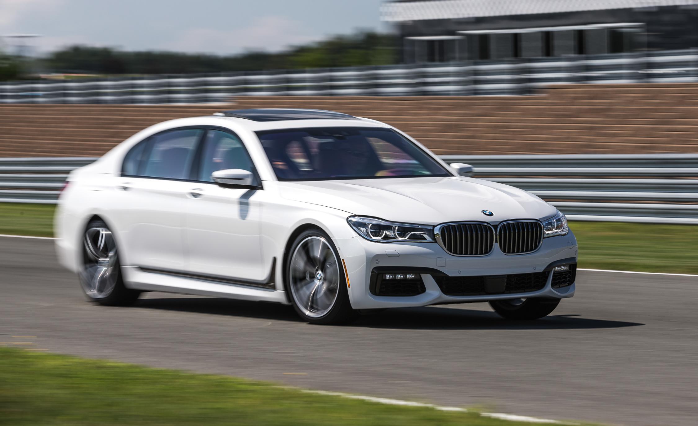 2016 BMW 7 Series White