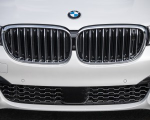 2016 BMW 750i xDrive White Exterior Grille