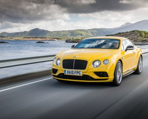 2016 Bentley Continental GT S