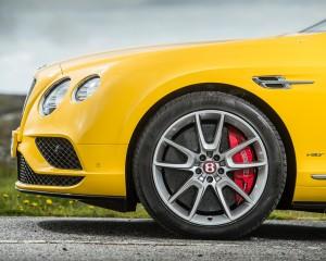 2016 Bentley Continental GT S Exterior Wheel