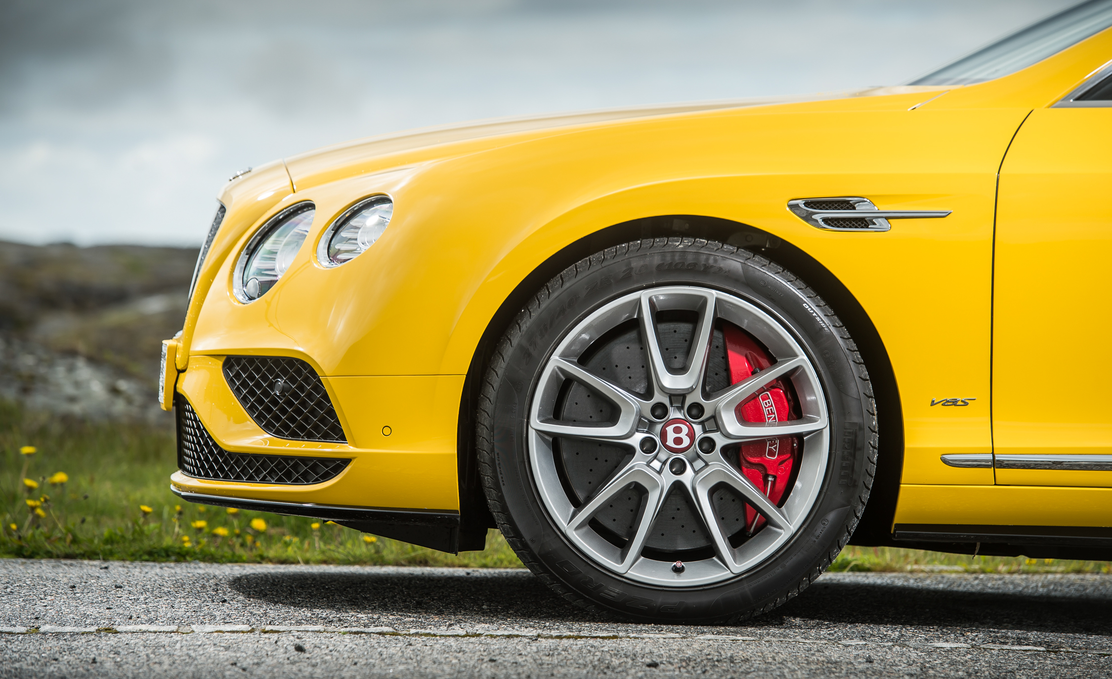 2016 Bentley Continental GT S Exterior Wheel