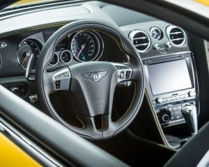 2016 Bentley Continental GT S Interior
