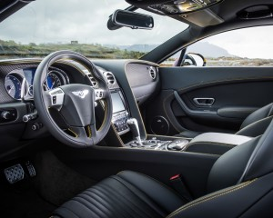 2016 Bentley Continental GT S Interior Cockpit