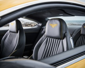 2016 Bentley Continental GT S Interior Seats