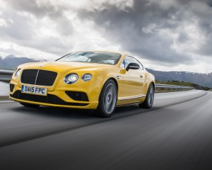 2016 Bentley Continental GT S Test Drive