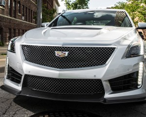 2016 Cadillac CTS-V Exterior Full Front
