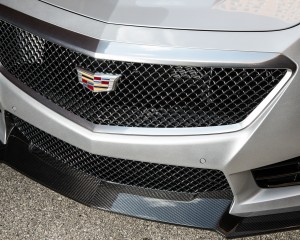 2016 Cadillac CTS-V Exterior Grille