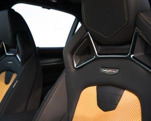 2016 Cadillac CTS-V Interior Seats Front