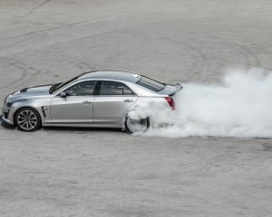 2016 Cadillac CTS-V Performance Test