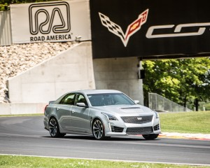 2016 Cadillac CTS-V Test Drive
