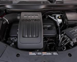 2016 Chevrolet Equinox LTZ Engine