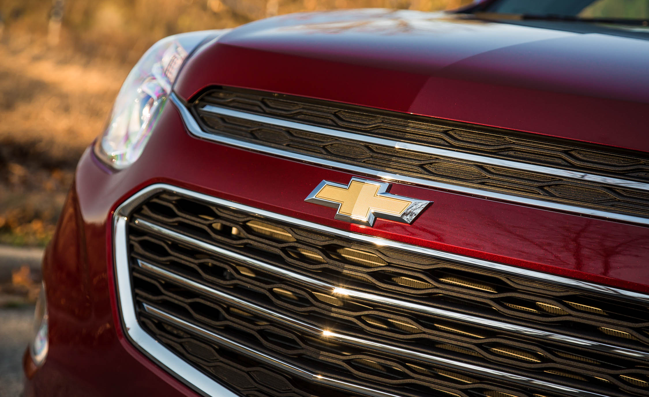2016 Chevrolet Equinox LTZ Exterior Grille