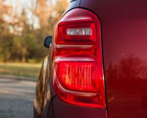 2016 Chevrolet Equinox LTZ Exterior Taillight Left