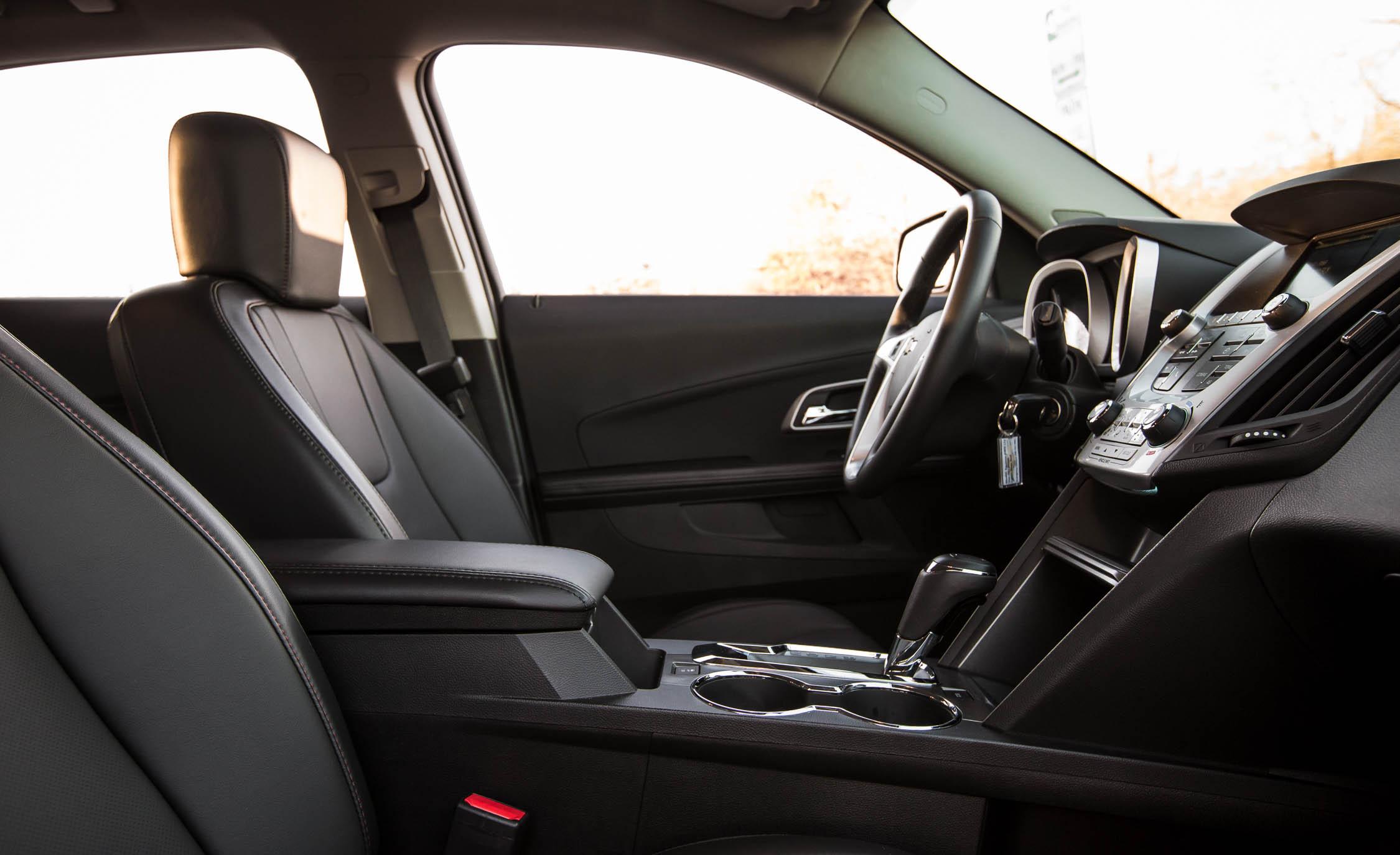 2016 Chevrolet Equinox LTZ Interior Cockpit Seat