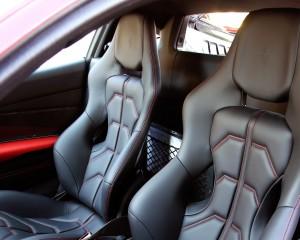2016 Ferrari 488GTB Interior Seats