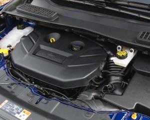2016 Ford Escape Ecoboost SE Engine
