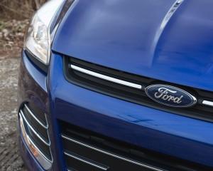 2016 Ford Escape Ecoboost SE Exterior Grille