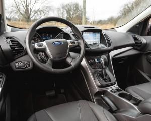 2016 Ford Escape Ecoboost SE Interior
