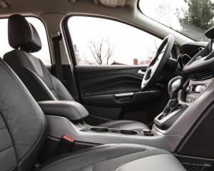 2016 Ford Escape Ecoboost SE Interior Cockpit Seat