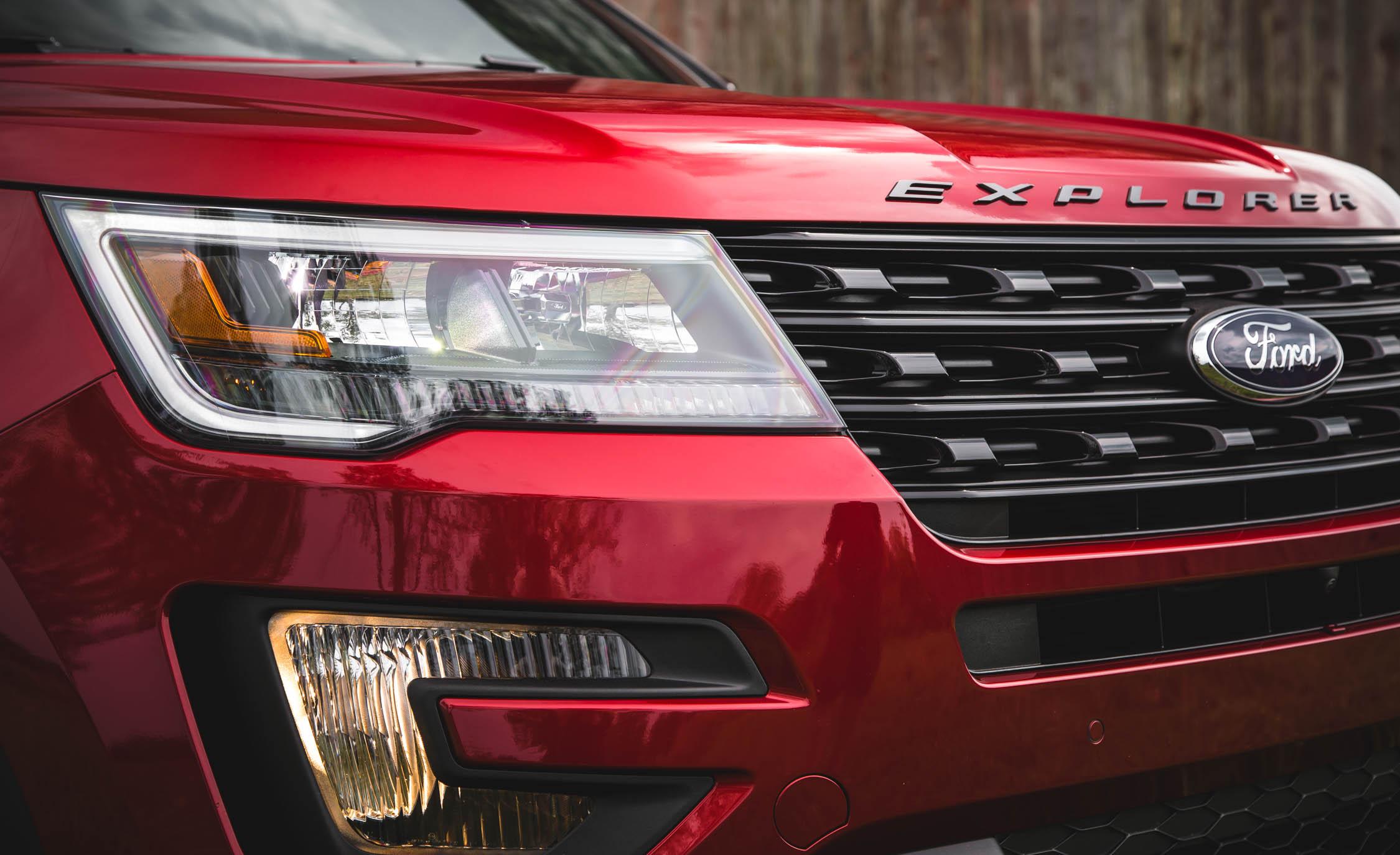 2016 Ford Explorer Sport Exterior Headlight Left
