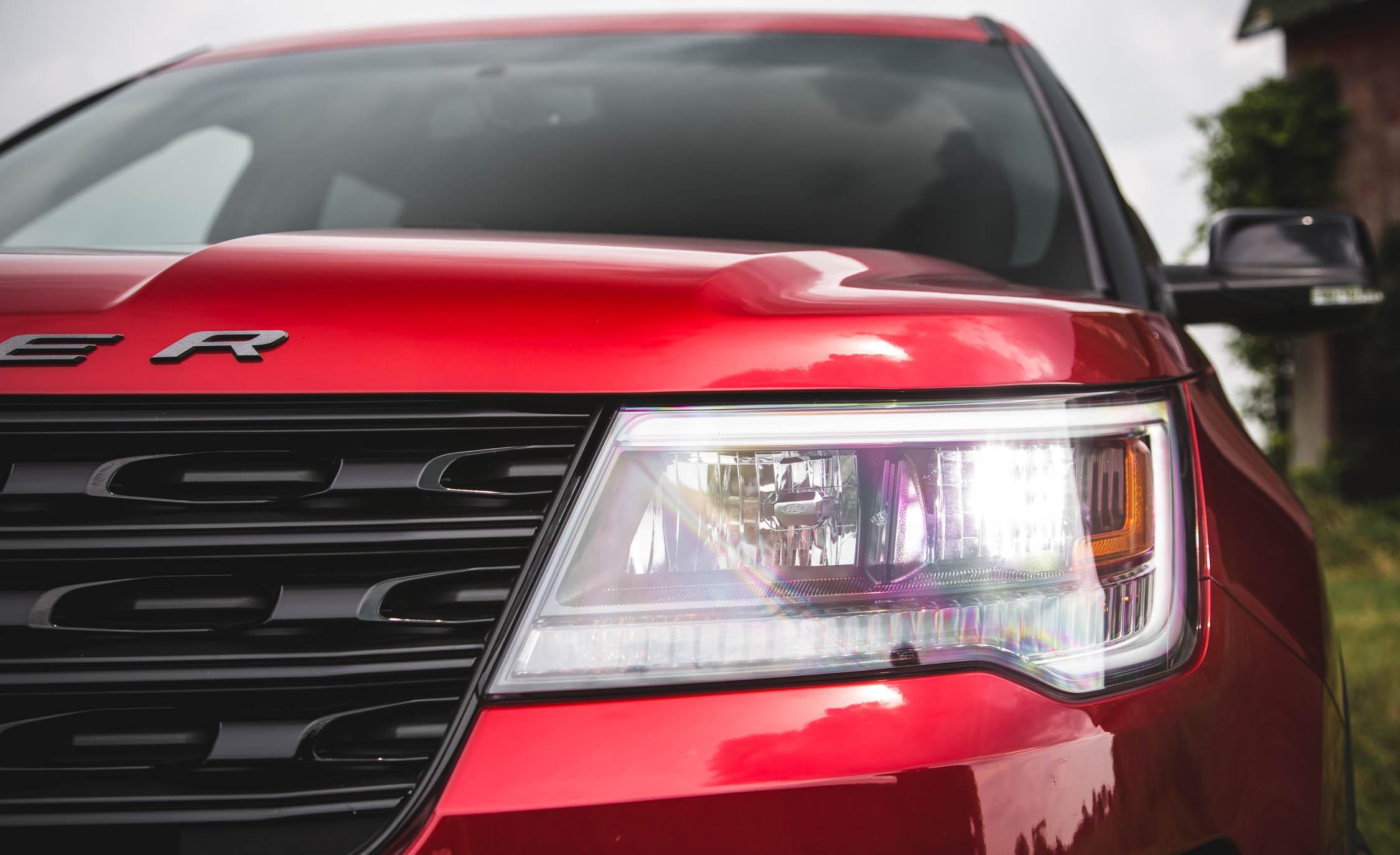 2016 Ford Explorer Sport Exterior Headlight Right