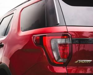 2016 Ford Explorer Sport Exterior Taillight Left