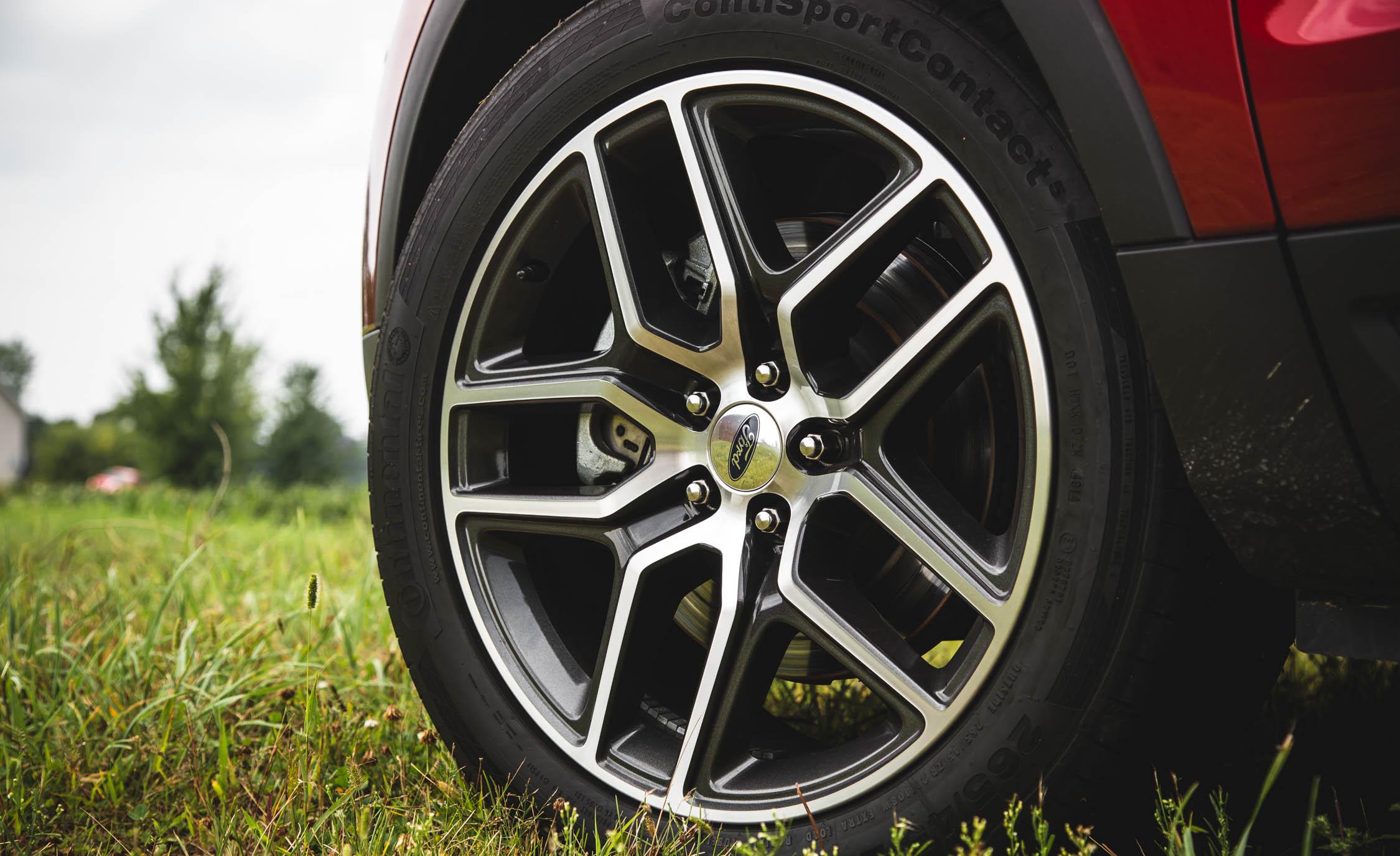 2016 Ford Explorer Sport Exterior Wheel