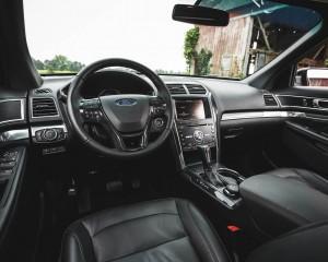 2016 Ford Explorer Sport Interior