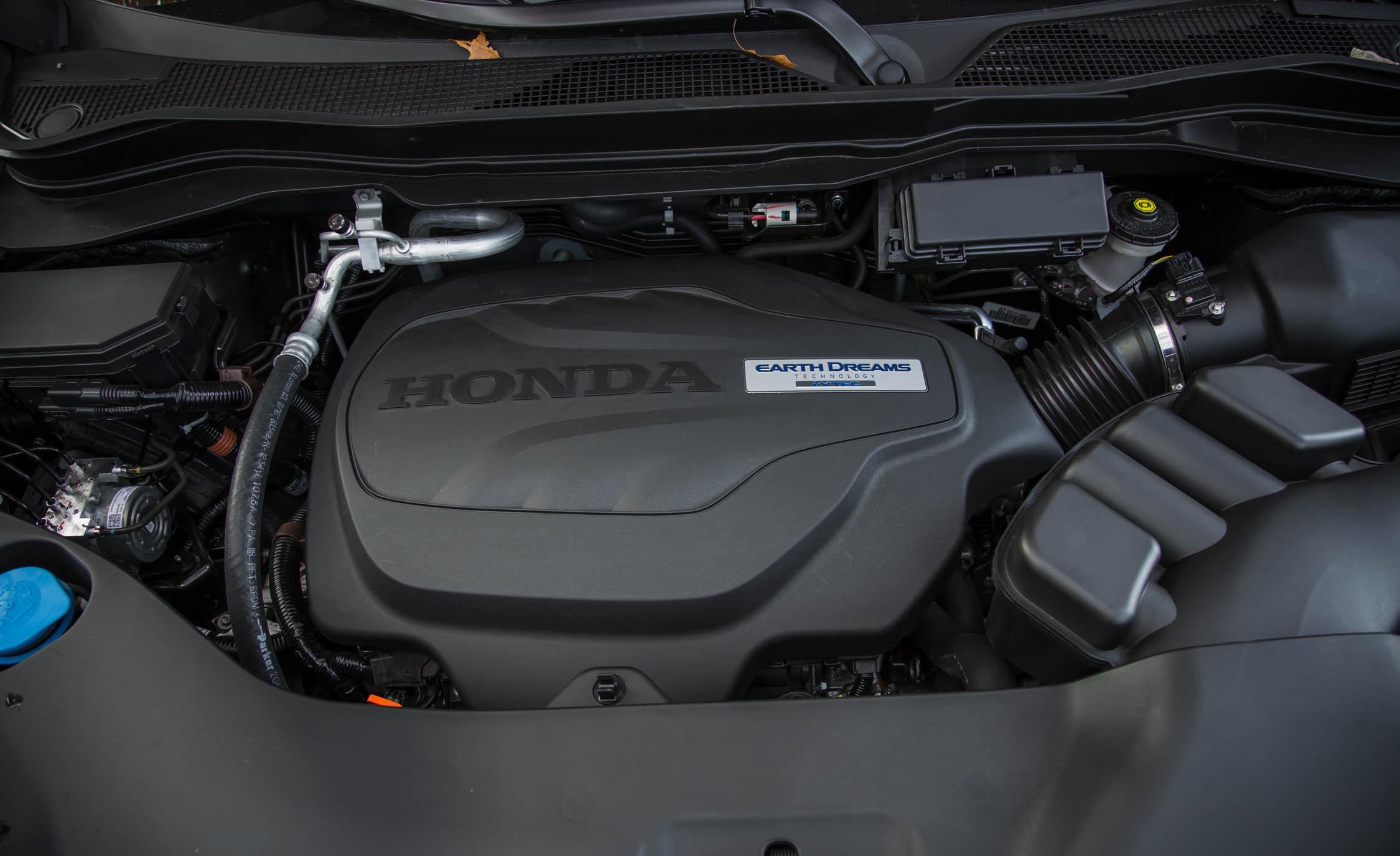 2016 Honda Pilot EX FWD 3.5-Liter V-6 Engine