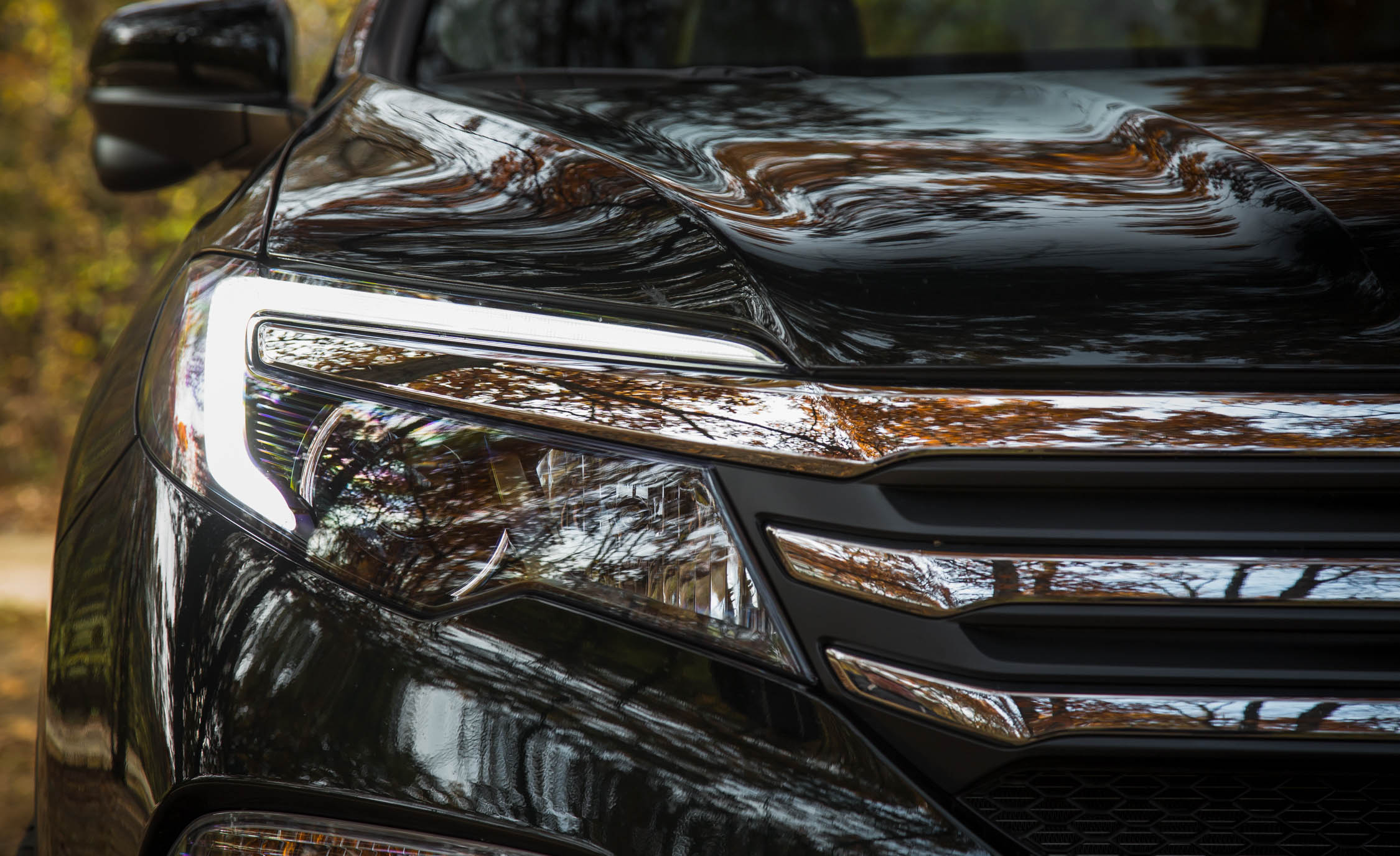 2016 Honda Pilot EX FWD Exterior Headlight Left