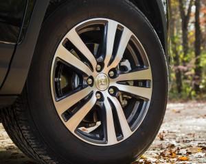 2016 Honda Pilot EX FWD Exterior Wheel