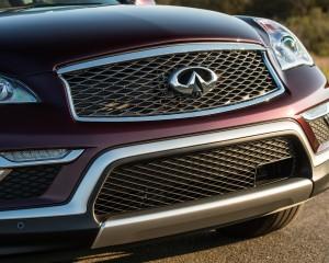 2016 Infiniti QX50 Exterior Bumper