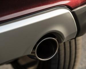 2016 Infiniti QX50 Exterior Exhaust Pipe