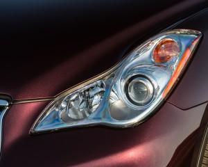 2016 Infiniti QX50 Exterior Headlight