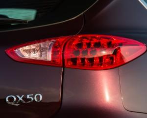 2016 Infiniti QX50 Exterior Taillight