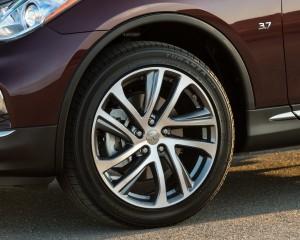 2016 Infiniti QX50 Exterior Wheel