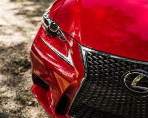 2016 Lexus IS200t F Sport Exterior DRL and Headlamp Left