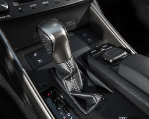 2016 Lexus IS200t F Sport Gear Shift Knob