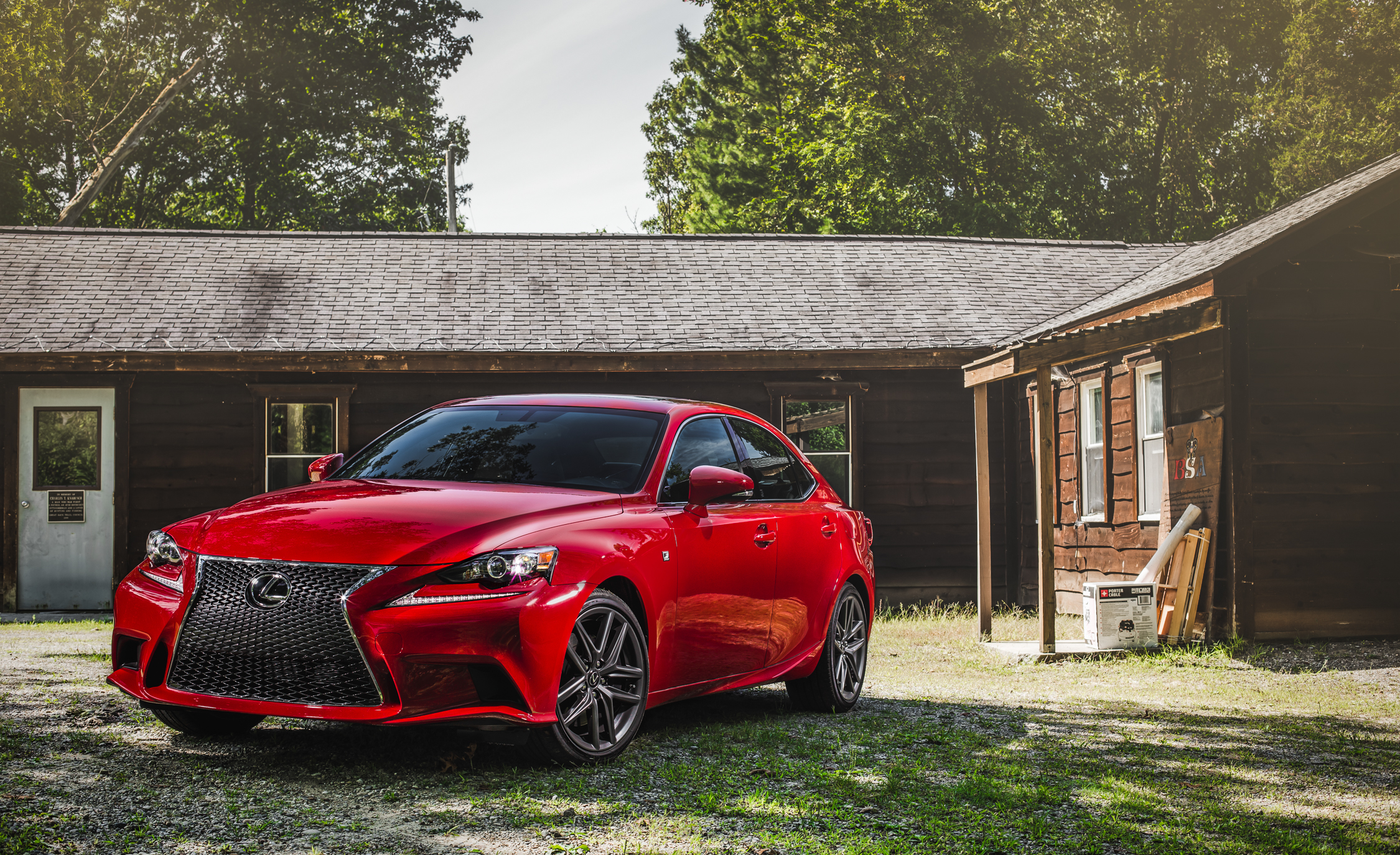 2016 Lexus IS200t F Sport