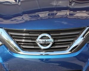 2016 Nissan Altima Exterior Grille
