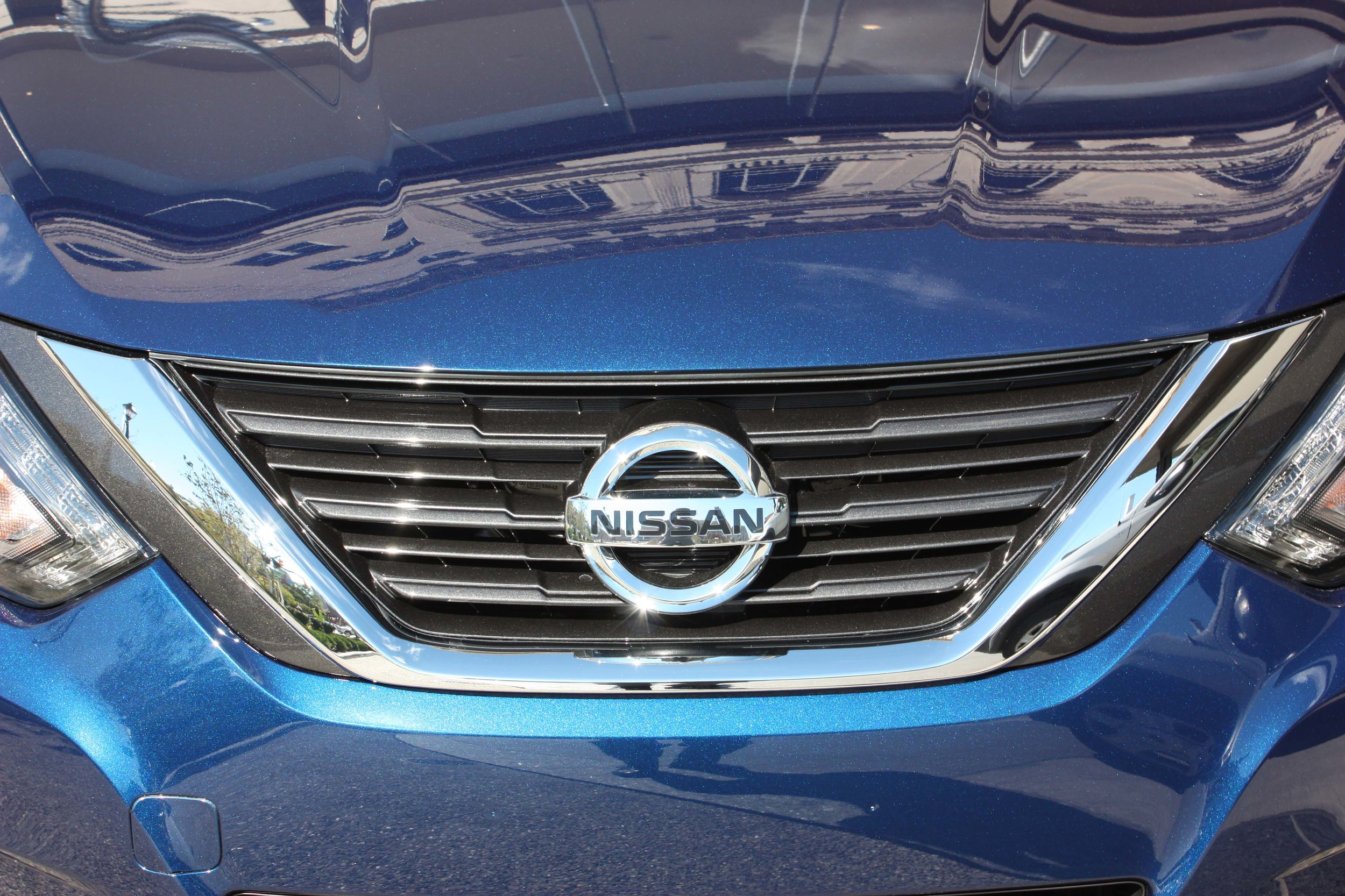 2016 Nissan Altima Exterior Grille