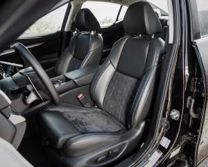 2016 Nissan Maxima SR Interior Seats