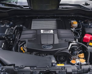 2016 Subaru Forester 2.0XT Touring Turbocharged 2.0-Liter Flat-4 Engine